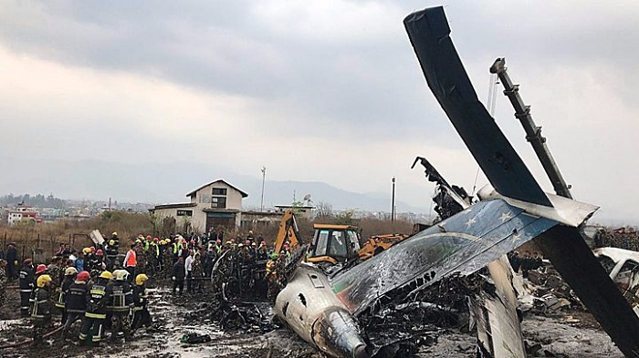 New law proposes Tk 1.17cr compensation for air crash casualty