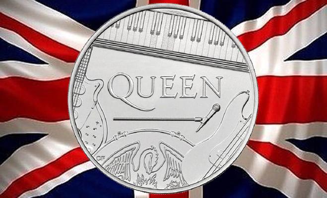 Queen join Queen Elizabeth on new British coin