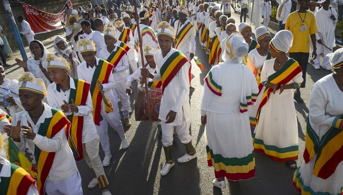 Ten killed in seating collapse at Ethiopian festival: doctors