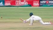 Ervine falls short as Zimbabwe build against Sri Lanka