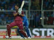 Simmons blasts 10 sixes as Windies rout Ireland to level T20 series