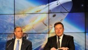 SpaceX completes emergency crew escape manoeuvre