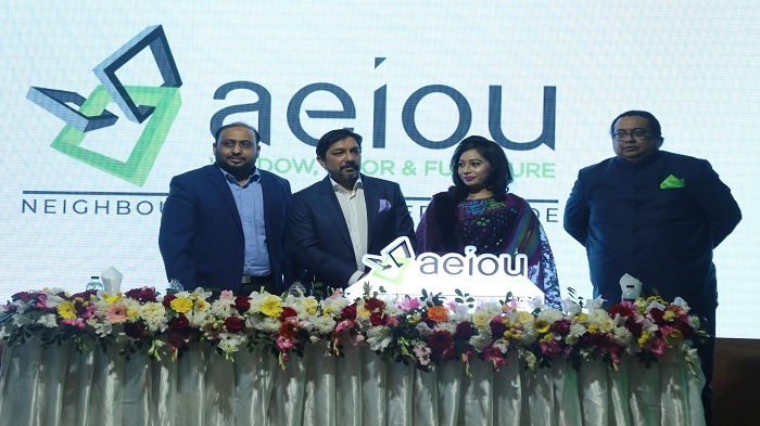 Grand opening of 'AEIOU' held Gulshan Club