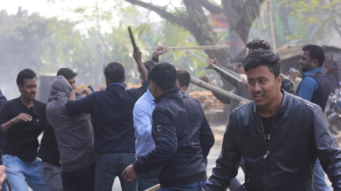 BCL factional clash leaves 10 wounded at IU