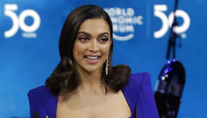 Deepika Padukone wins Crystal Award at WEF