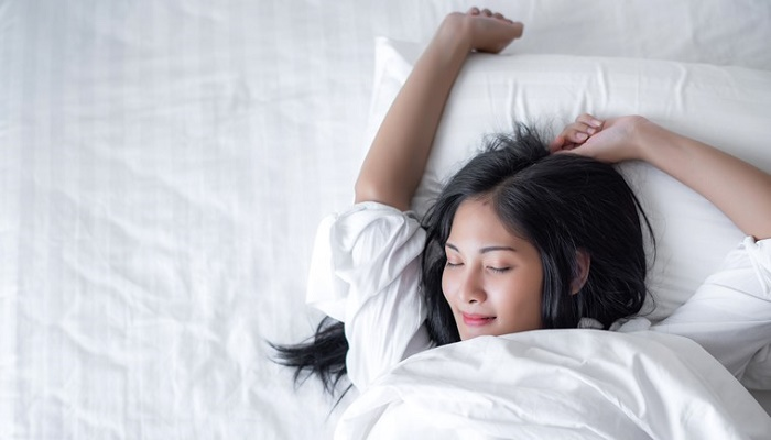 Change your pillow to free from bacteria