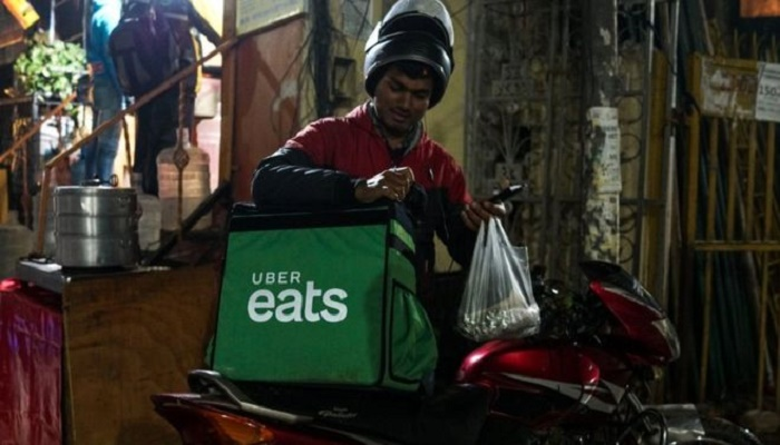 Uber sells its India food delivery business to Zomato