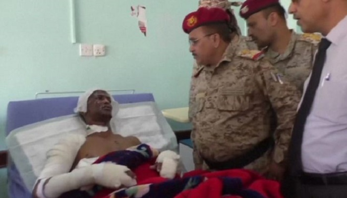 Yemen war: Death toll in attack on military base rises to 111