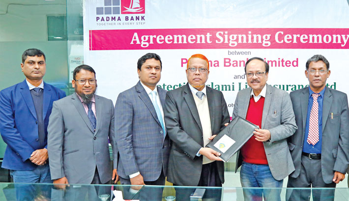 Padma Bank renews life insu deal with Protective Life