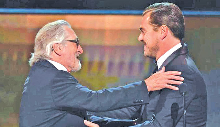 DiCaprio, Niro to unite for the first time for Scorsese's new film