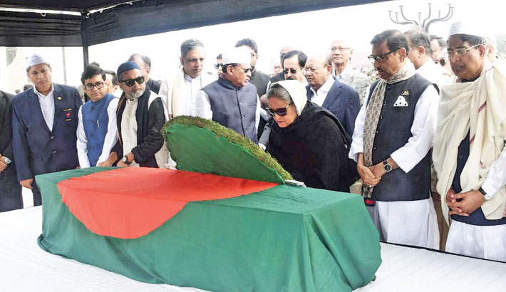 Prime Minister pays tribute to late Member of Parliament Abdul Mannan