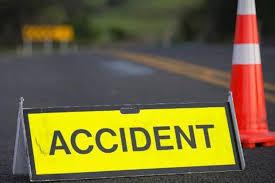 Road accident kills elderly woman in city