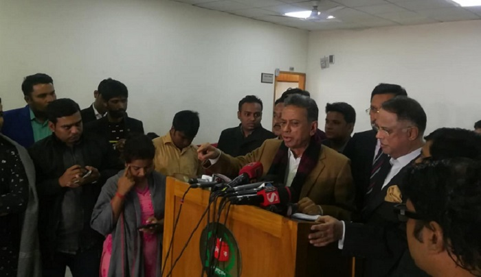 BNP wants re-election to Ctg-8, not to use EVMs in Dhaka city polls