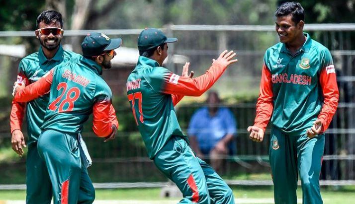 ICC U-19 World Cup: Rakibul's hattrick leads junior Tigers to easy win against Scotland
