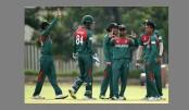 Scotland choose to bat first against Bangladesh in U19 WC