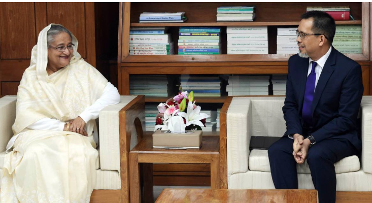 Brunei seeks Bangladesh's support for expanding its agriculture