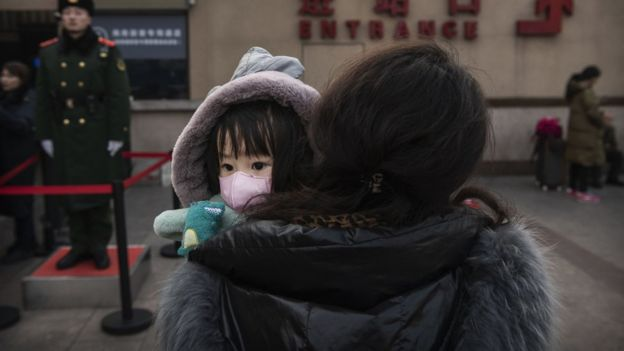 New China virus: US announces first case