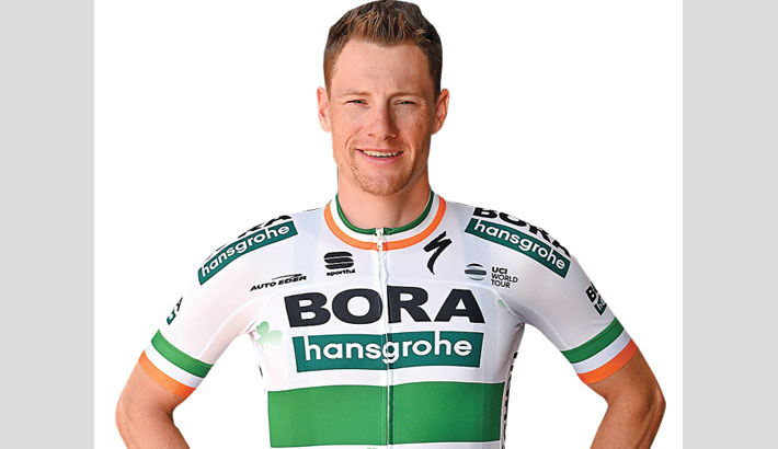 Bennett wins first stage of Tour Down Under