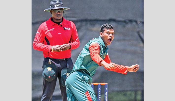 Bangladesh earn second successive victory