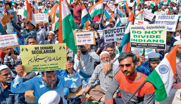 'CAA will stay': Amit Shah's firm message amid protests
