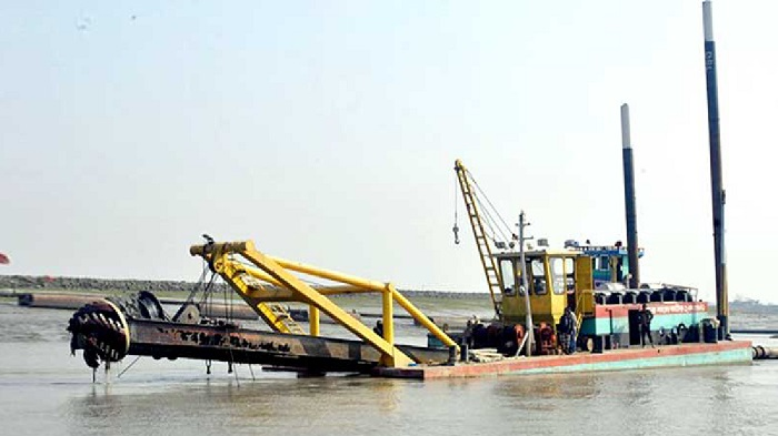 Capital dredging project: First phase set to miss deadline