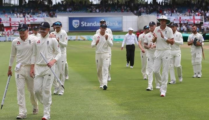 England confident ahead of fifth test against South Africa