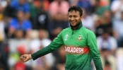 Shakib wishes Bangladesh team a safe, successful series in Pakistan