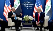 Trump agrees US-Iraq 'security partnership'