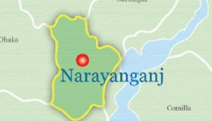 Two arrested over 'rape' of girl in Narayanganj
