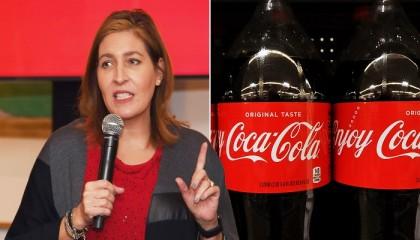 People still want plastic materials, says Coca-Cola