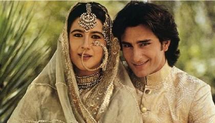 Saif Ali Khan on divorce withAmrita Singh, breaking it to his kids