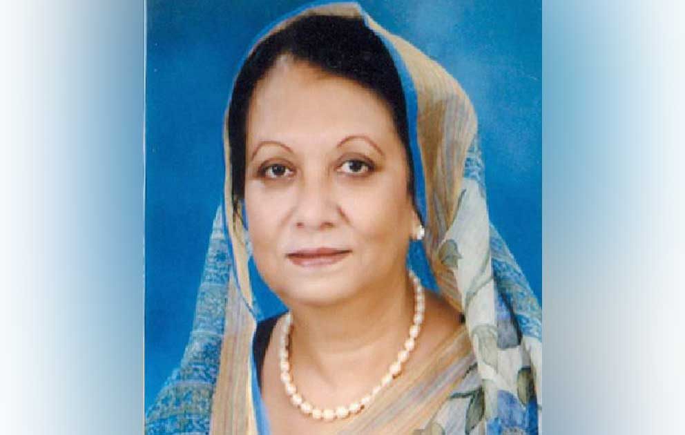 MP Ismat Ara Sadique laid to rest in Bogura