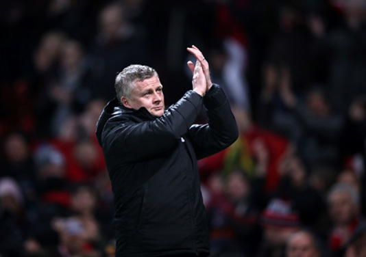 Solskjaer begs for time after Man Utd hit new low