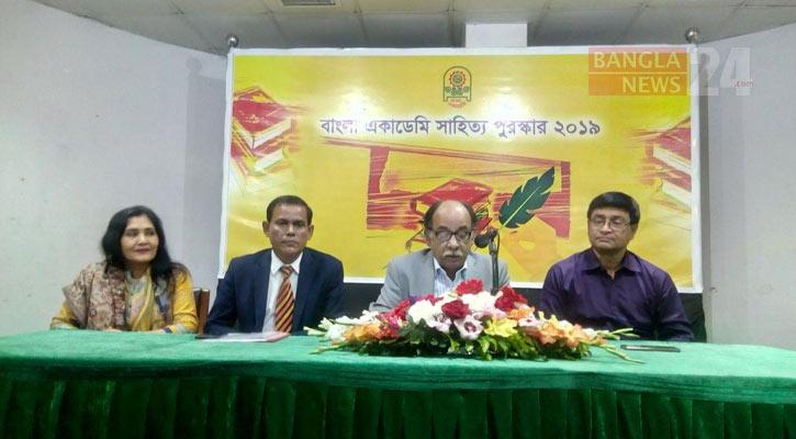 Ten win Bangla Academy Literary Award
