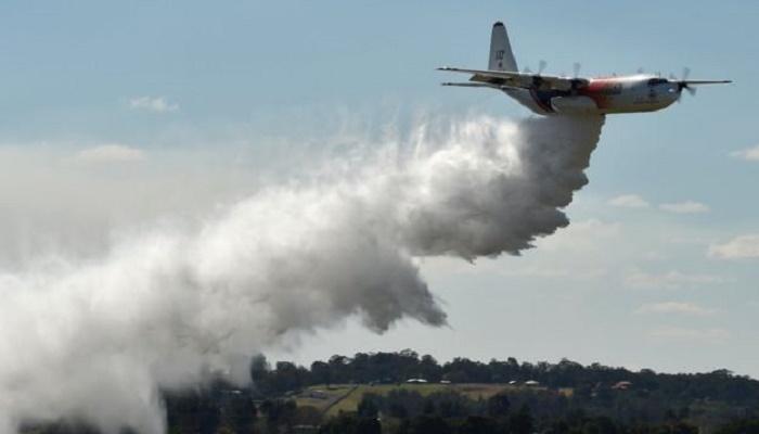 3 US crew dead in Australia firefighting plane crash