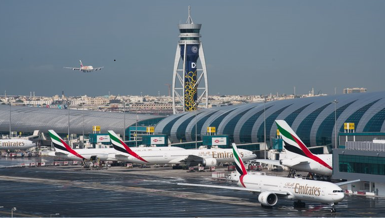 Dubai airport implements special screening for China flights