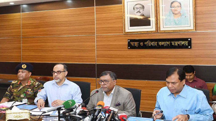 Govt mulling a policy to fix fee of doctors: Maleque