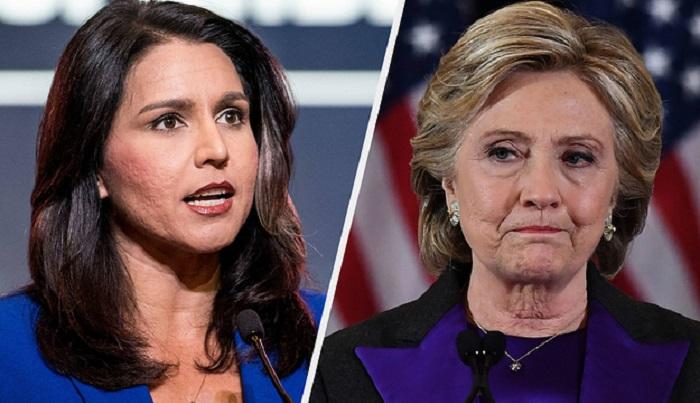 Hillary Clinton sued for calling Tulsi Gabbard 'Russian asset'