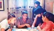 Arekti Sokal: A short film on domestic violence
