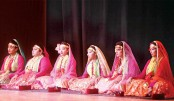 'Gunjan Bibir Pala' staged at Shilpakala Academy