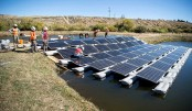 Government plans to install floating solar panels