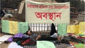BCL Assault: Tortured Mukim staging sit-in at Razu sculpture seeking justice