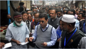 BNP trying to make city elections questionable: Taposh
