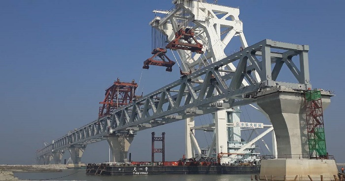 Padma Bridge: 22nd span to be installed today