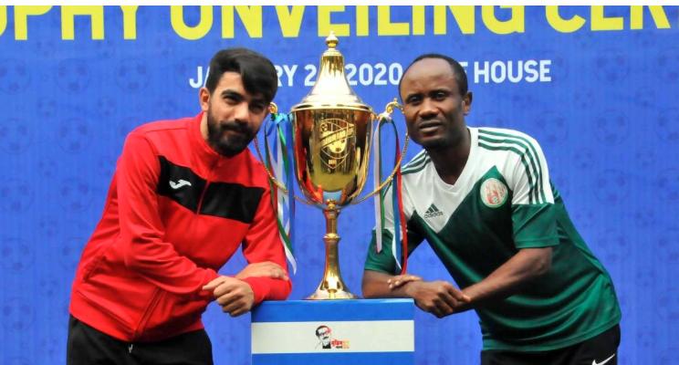 Bangabandhu Gold Cup: Palestine to play Burundi in final Saturday