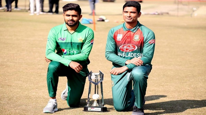 Tigers face Pakistan in 1st T20 this afternoon