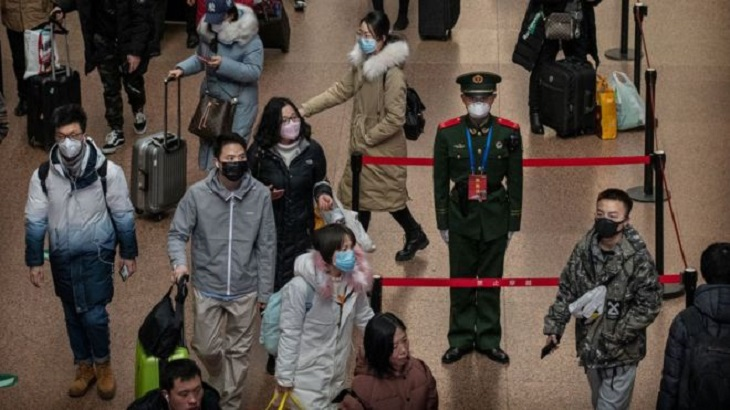 China's travel industry counts cost of coronavirus
