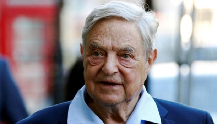 US Billionaire Soros attacks on  President Xi and Trump