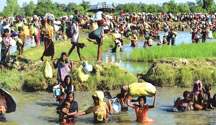 ICJ finds 'prima facie evidence' of genocide on Rohingyas