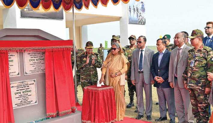 Prime Minister inaugurates the projects of Multipurpose Cyclone Centre-3